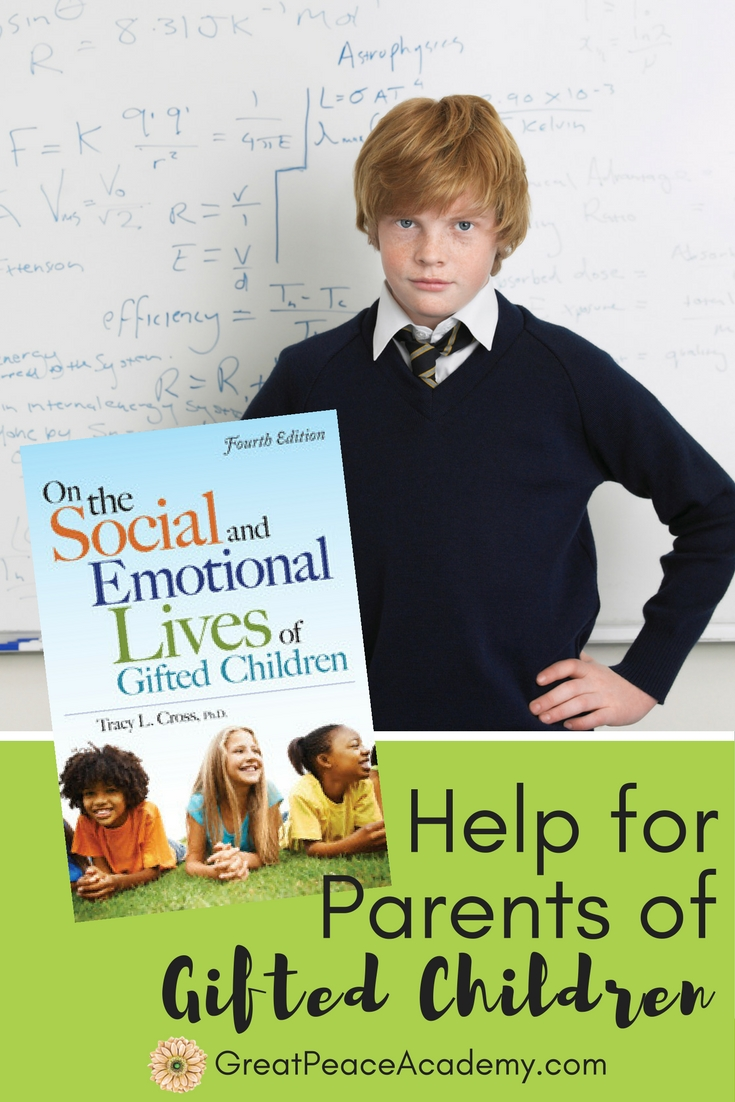 The Social Lives of Gifted Children, Help for Parents & Educators | GreatPeaceAcademy.com #ihsnet #gifted #gtchat