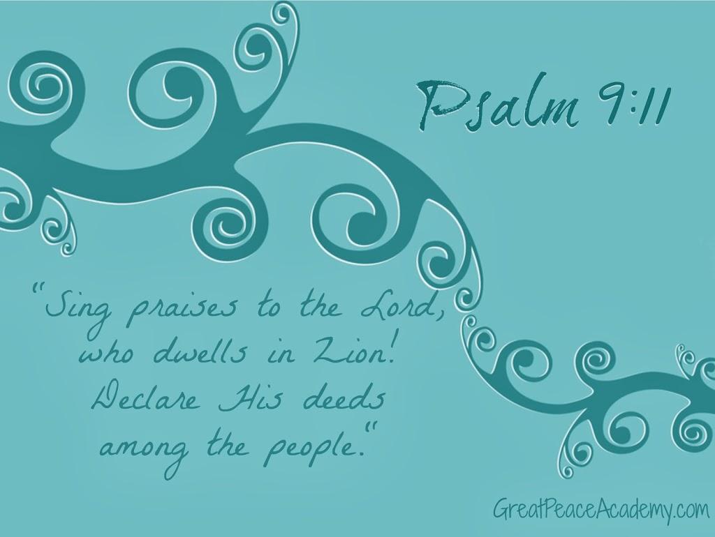 Declare His Deeds