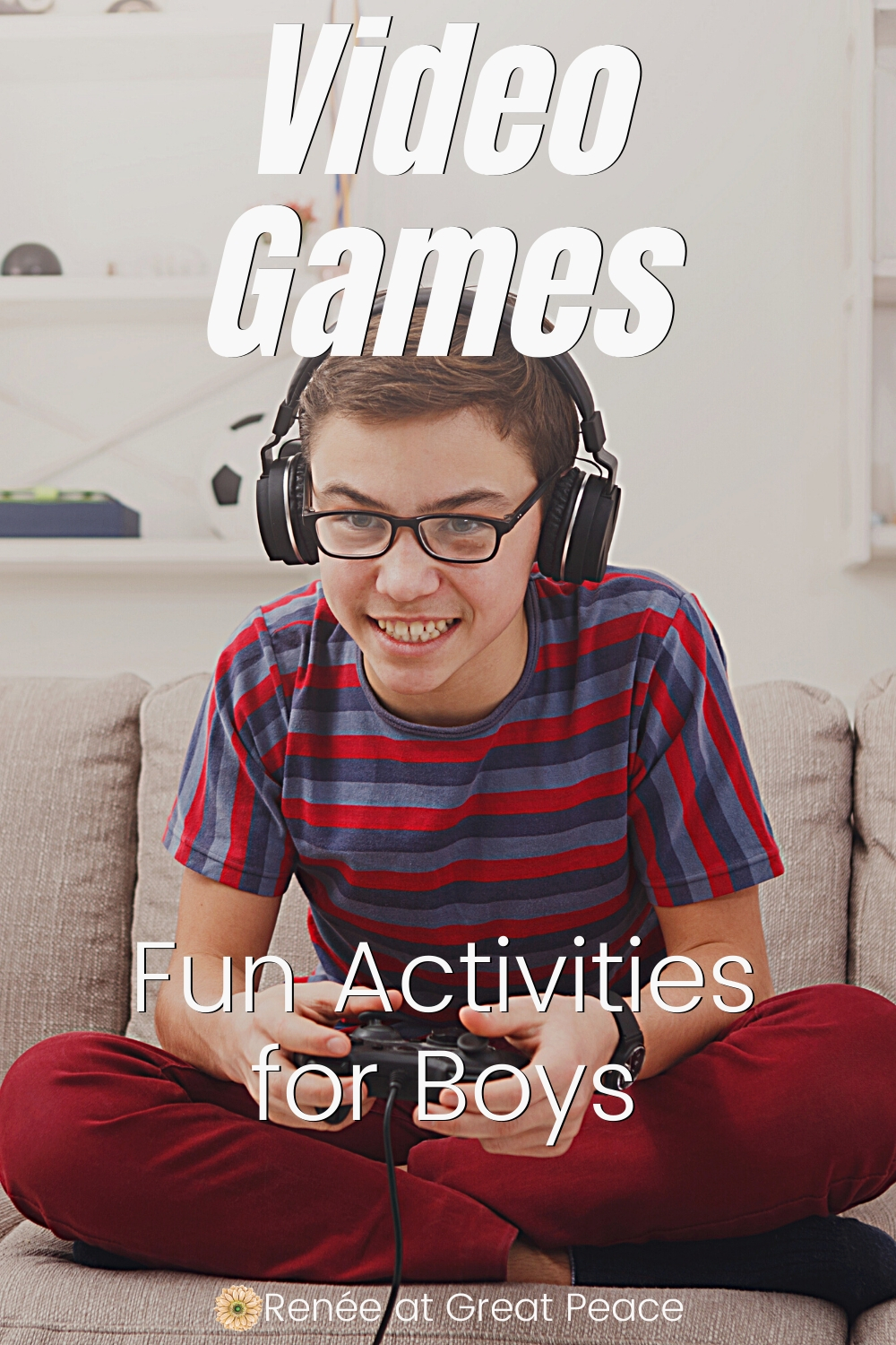 The Incredible Index for Boy Fun Activities | Renee at Great Peace #boys #boymoms #funactivities #resources #activities #summeractivities #ihsnet