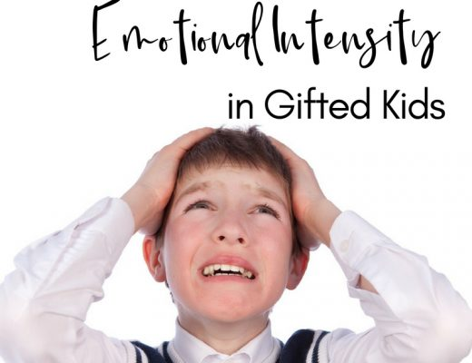 Learn how to embrace Emotional Intensity in your Gifted Child | @ReneeGreatPeace #ihsnet #gifted #gtchat #giftedandtalented #homeschooling #homeschool