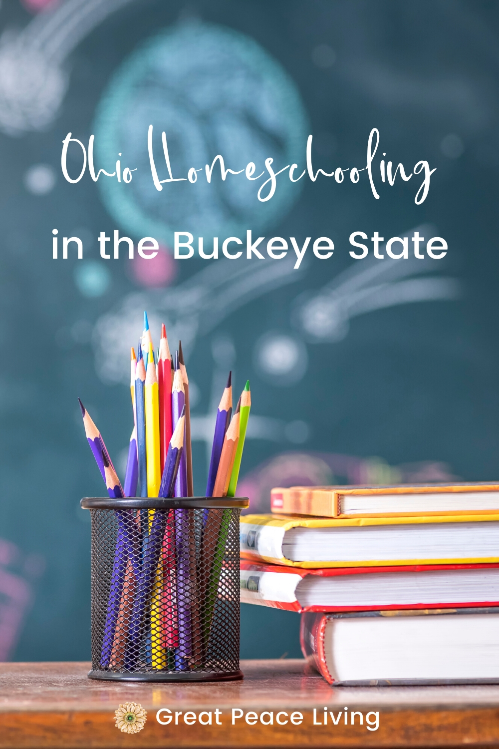 Ohio Homeschooling in the Buckeye State | Great Peace Living #homeschooling #ohiohomeschooling #homeschool #ihsnet