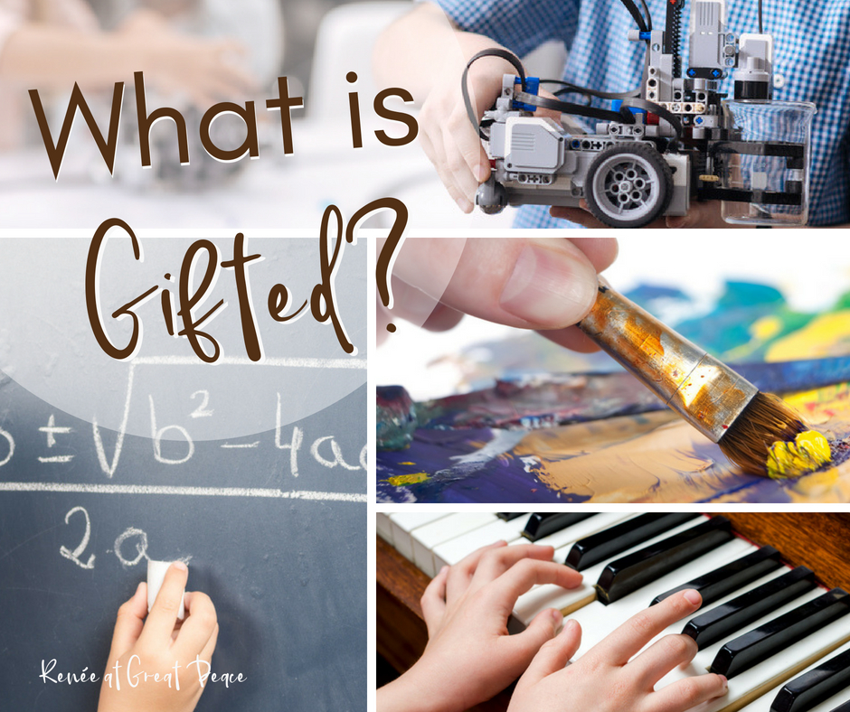 Homeschooling the Gifted Child | Renée at Great Peace #gifted #gtchat #ihsnet #homeschool