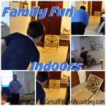 Family Fun Game for Indoors or Outdoors | Renee at Great Peace