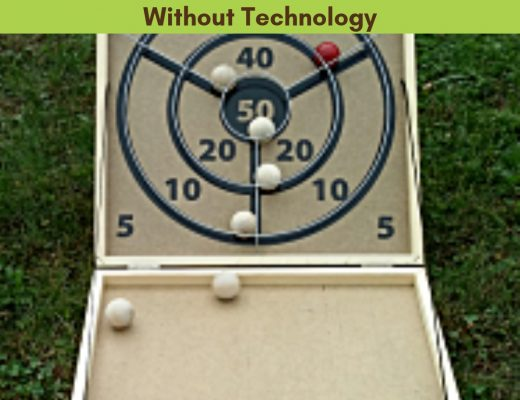 Family Fun Games without Technology   Renée at Great Peace #familyfun #familygames #handsongames #outdoorgames #ihsnet