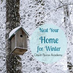 Nest Your Home for Winter