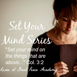 Set Your Mind Series Thumbnail