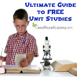 Ultimate Guide to Free Unit Studies