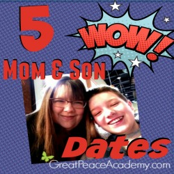 5 Mother and Son Dates