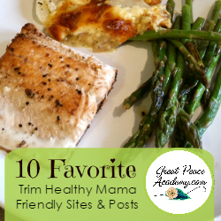 10 Favorite Trim Healthy Mama Sites and Posts