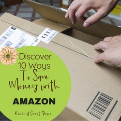 10 Ways to Save Money by Shopping with Amazon