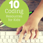 10 Online Coding Resources for Kids to learn to Code   #homeschool #ihsnet   GreatPeaceAcademy.com