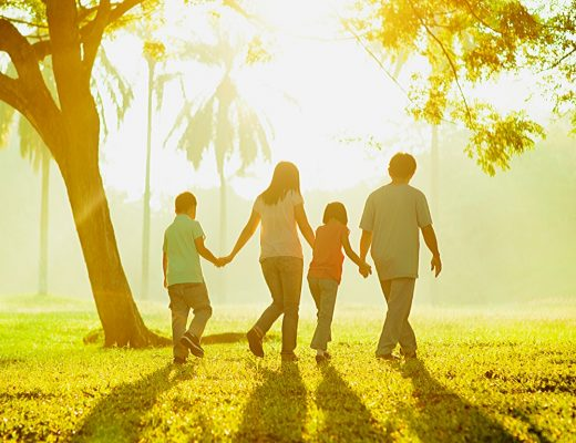 10 Family Bonding Time Ideas | ReneeatGreatPeace.com #familytime #familybonding #bondingideas