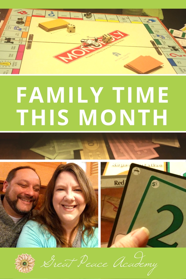 This Month at Great Peace Academy January Edition | GreatPeaceaAcademy.com  #ihsnet #homeschool