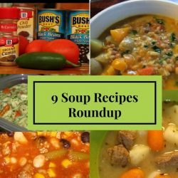 9 Soup Recipes for Winter & How I Use them on THM