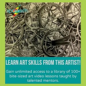 Sparketh - Online Art Lessons