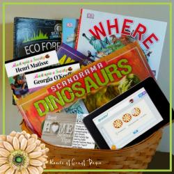 Getting Back to Homeschool Bundle Giveaway