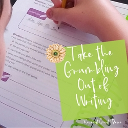 A Writing Curriculum that Teaches with Real World Application | Renée at Great Peace #ihsnet @ApologiaWorld