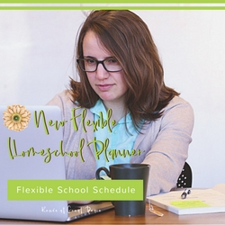 Learn about a New Flexible Homeschool Planning App