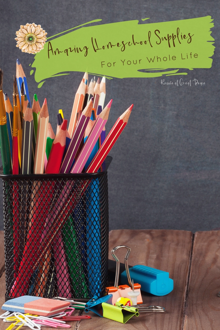 Amazing Homeschool Supplies You can Use in your Whole Life 