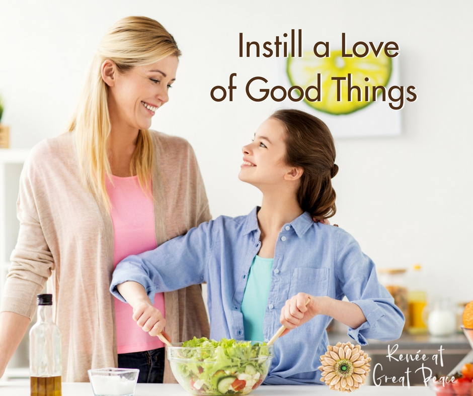5 Tips for Stewarding a Child's Heart   Renée at Great Peace #parenting #homeschool #family #ihsnet