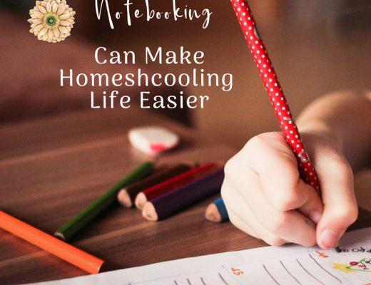 How Notebooking Can Make Life Easier for Homeschoolers   Renée at Great Peace #homeschool #notebooking #ihsnet