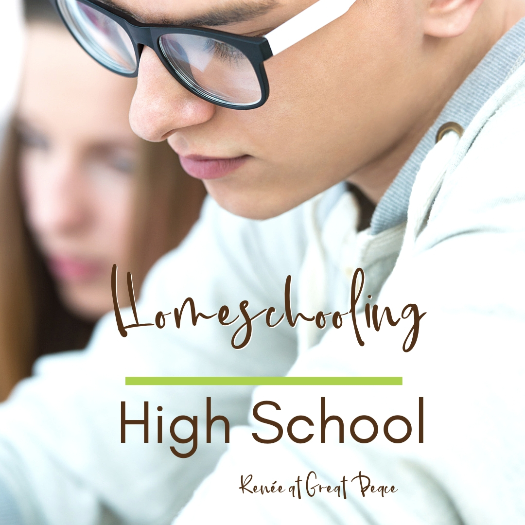 Homeschooling High School with Tips, Tricks & Resources