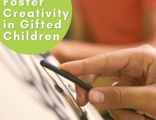 How to Foster Creativity in Gifted Children | Renée at Great Peace #gifted #homeschool #ihsnet