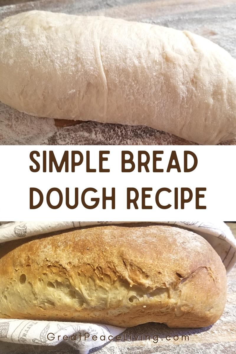 Simple Bread Recipe the Whole Family will Devour