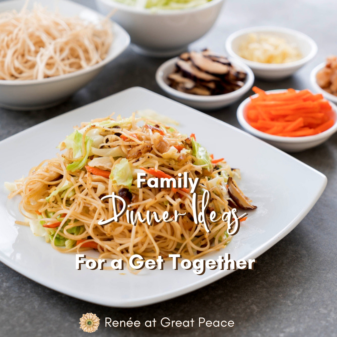 Easy Family Dinner Ideas For A Get Together