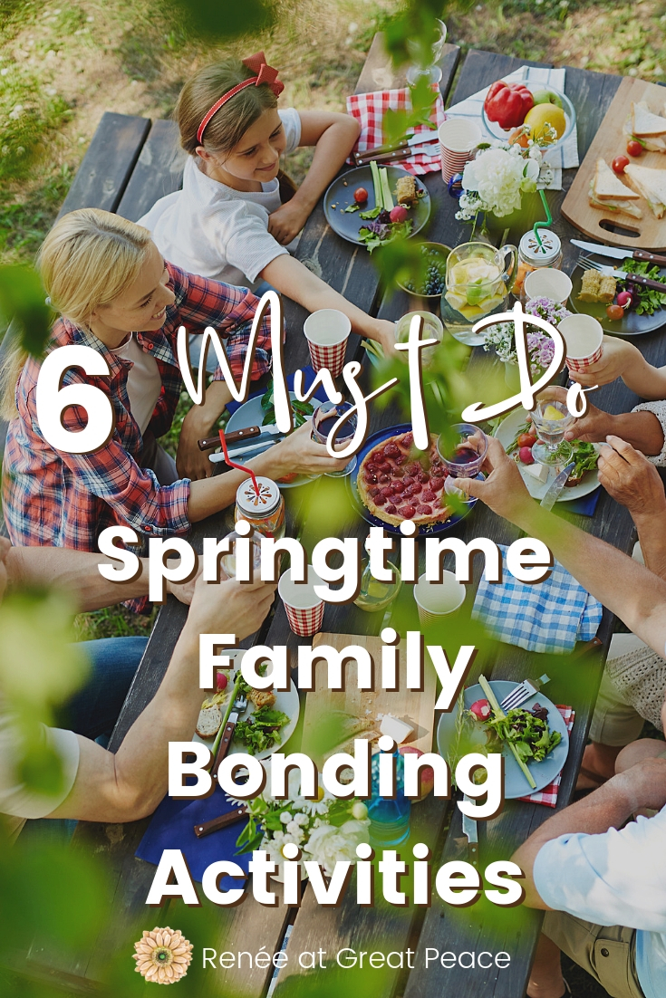 6 Family Bonding Activities to Do This Spring