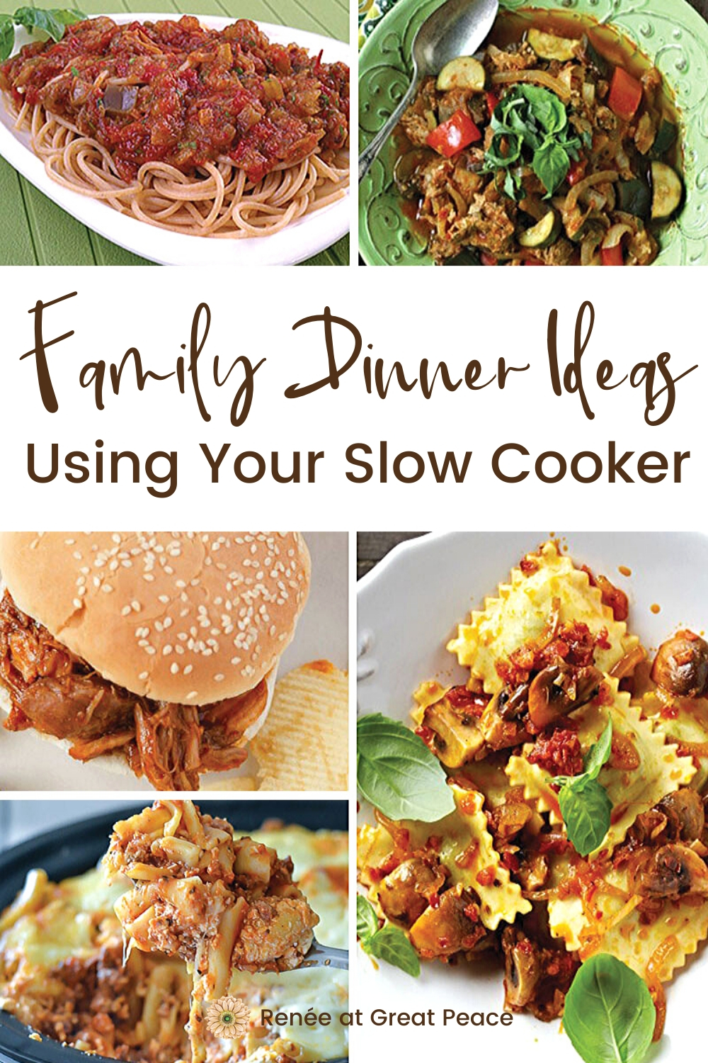 Summer Dinner Ideas Using Your Slow Cooker