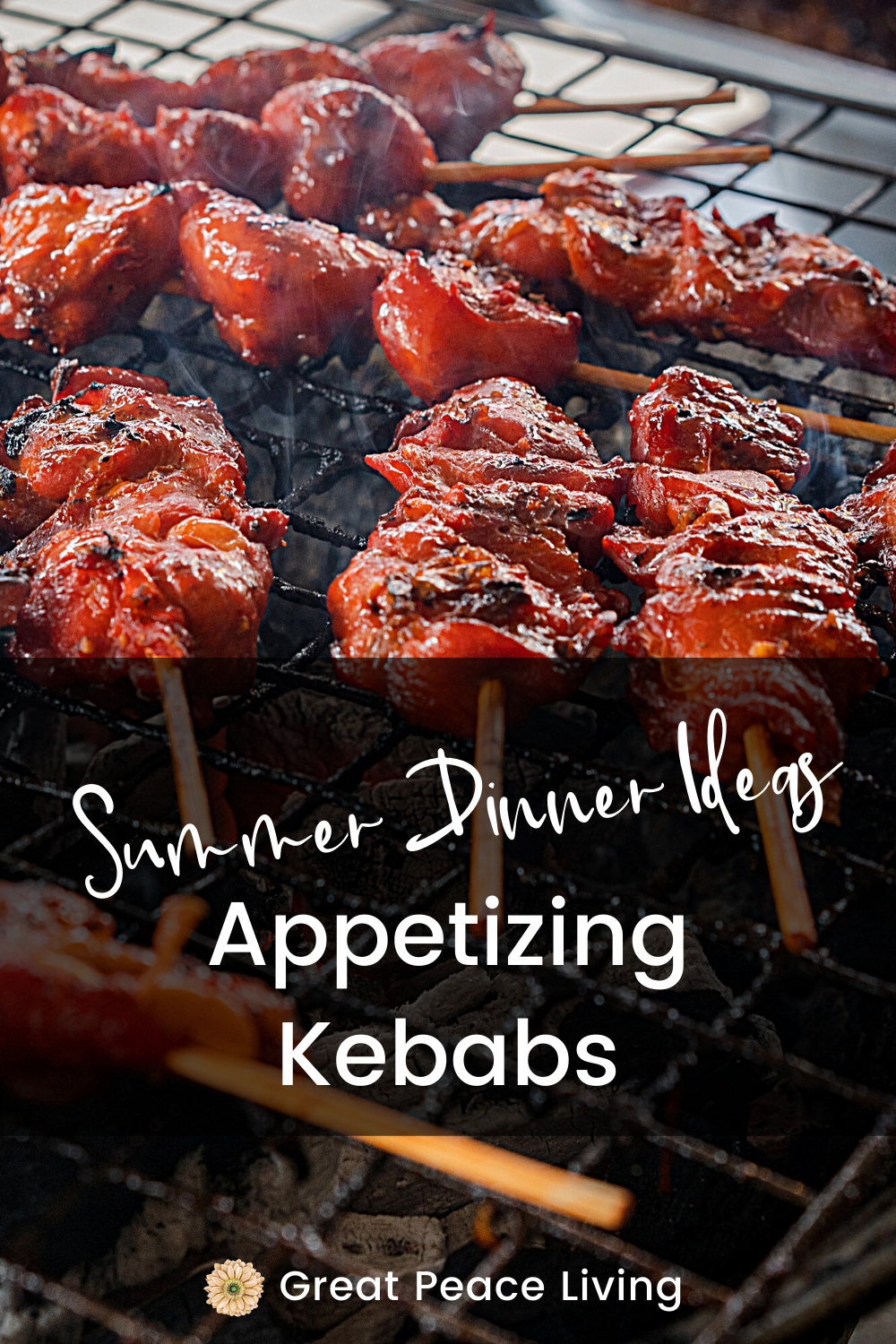 Tasty Recipes for Kebabs, a Perfect Summer Dinner Idea