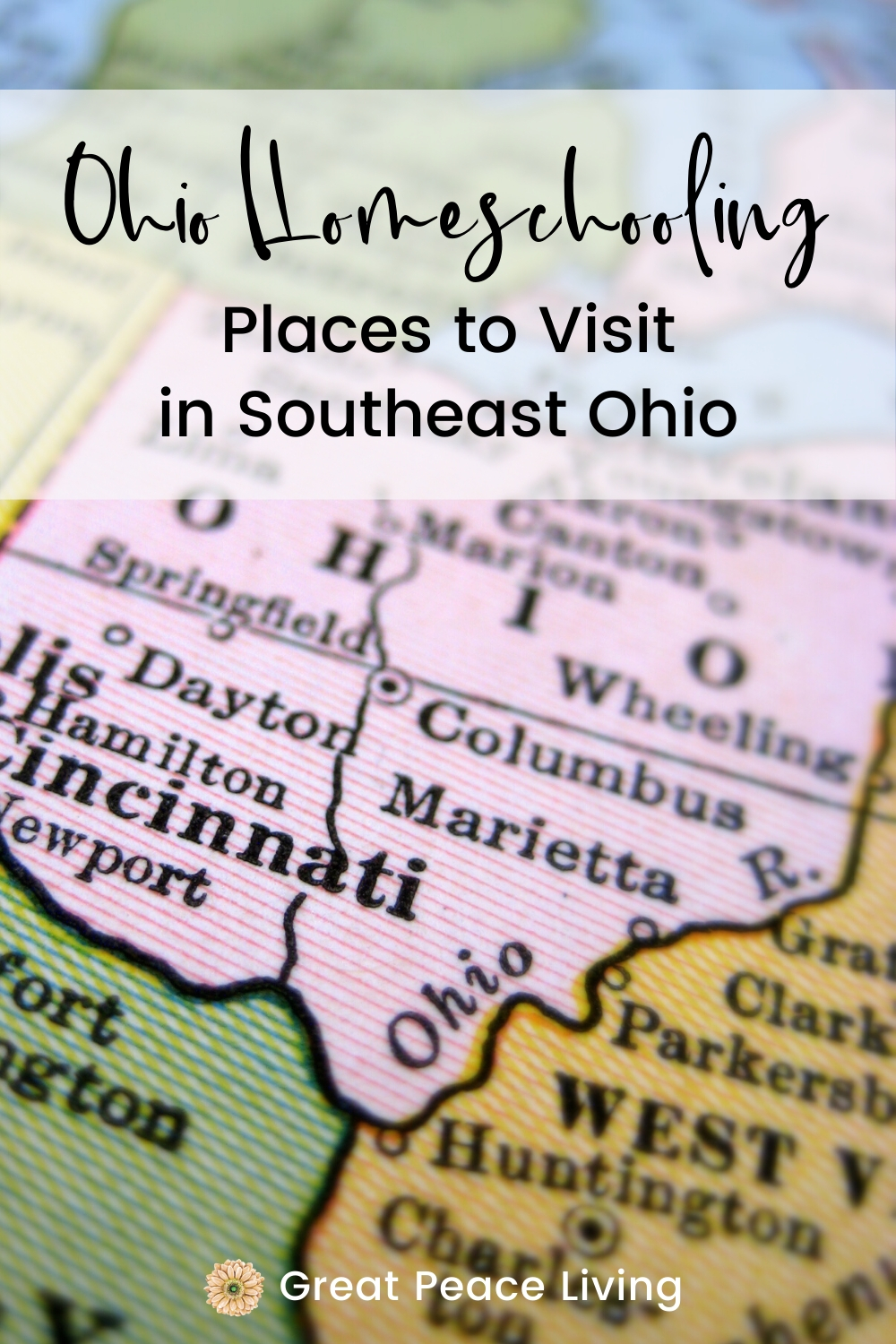Homeschooling Places to Visit in Southeast Ohio