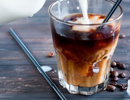 Iced Coffee Drinks for Summer | Renee at Great Peace #coffee #icedcoffee