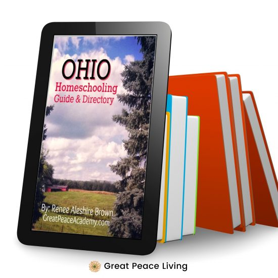 Ohio Homeschooling How to Get started | Great Peace Living #homeschooling #ohiohomeschool #ihsnet #homeschoomom