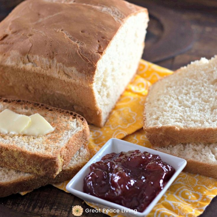 English Muffin Toasting Bread