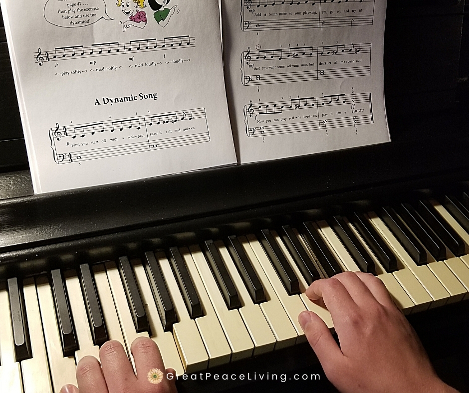 Revolutionary Piano Method for Homeschool