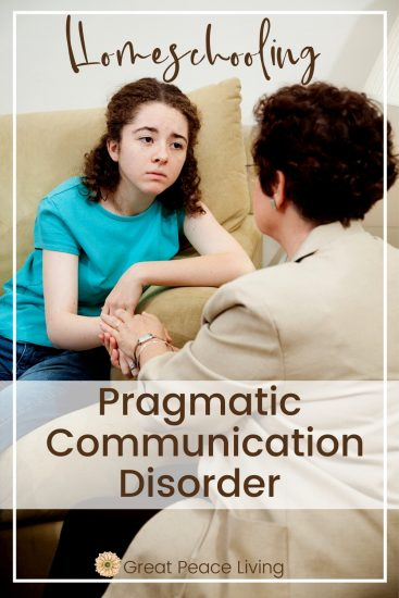Speech Therapy for Pragmatic Communication Disorder