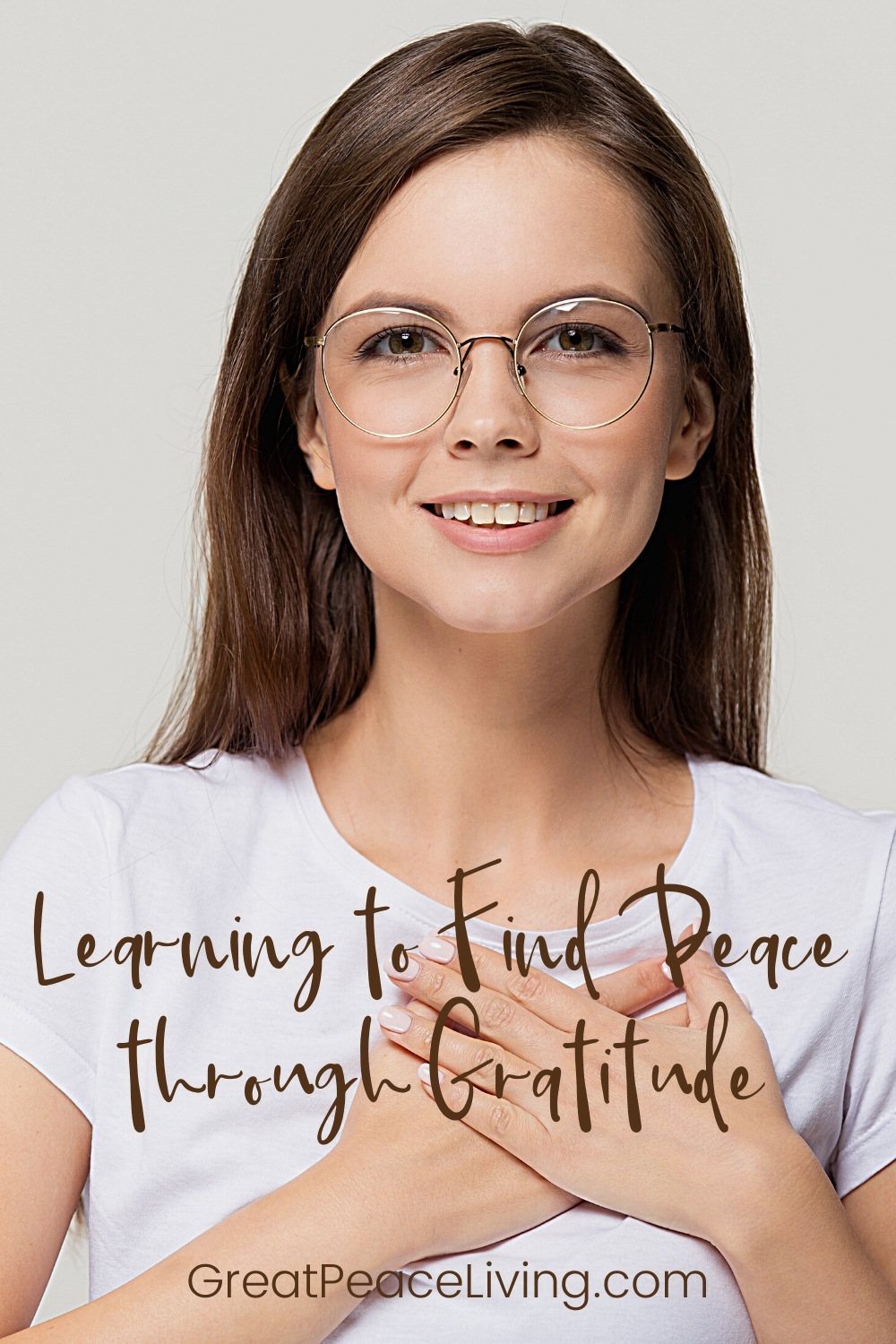 Learning to Find Peace through Gratitude   Great Peace Living #peace #gratitude #peacefullliving