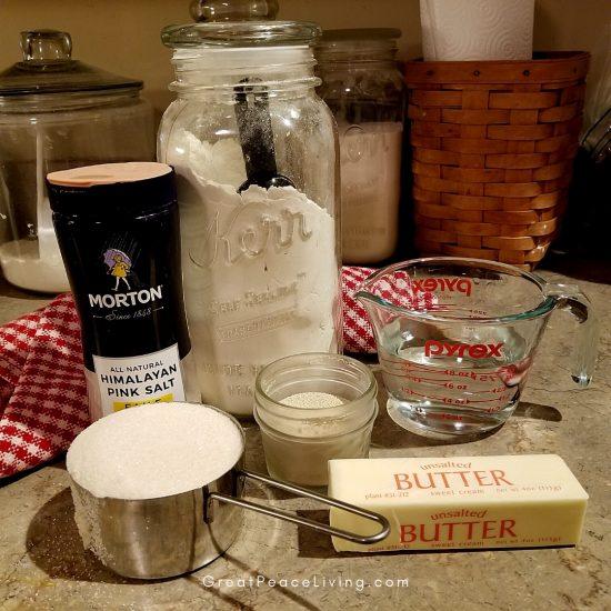 Simple Bread Dough Recipe | Great Peace LivingSimple Bread Dough Recipe | Great Peace Living