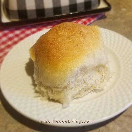 Simple Bread Dough Recipe | Great Peace Living