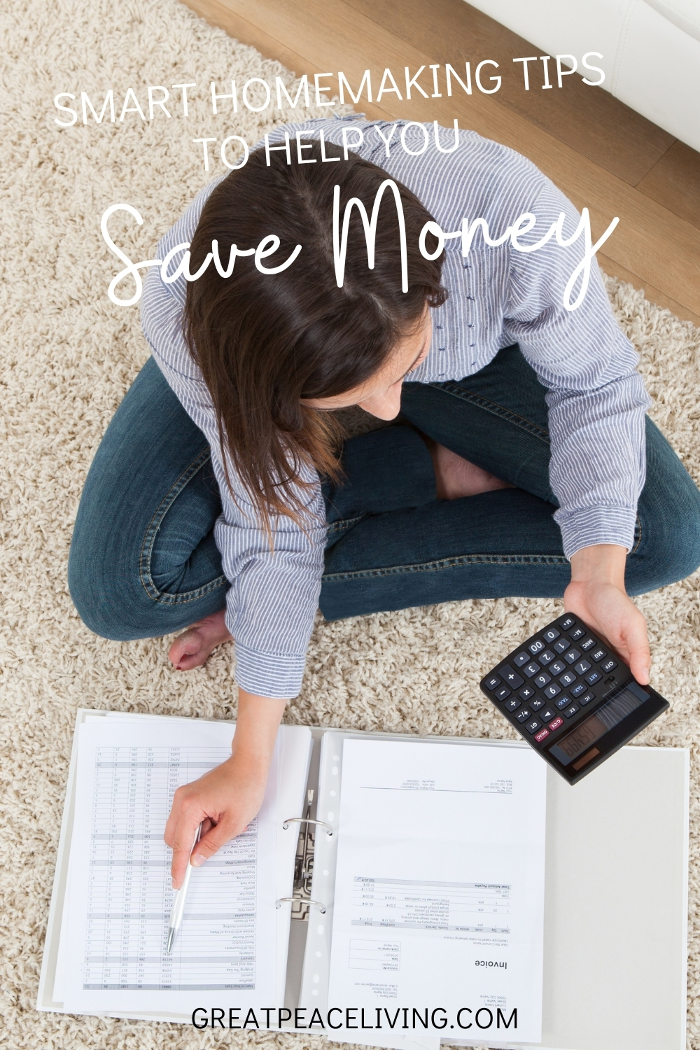 Smart Homemaking Tips to Help You Save Money | GreatPeaceLiving.com #homemaking #household #savemoney #homemakingtips #moneysavingtips