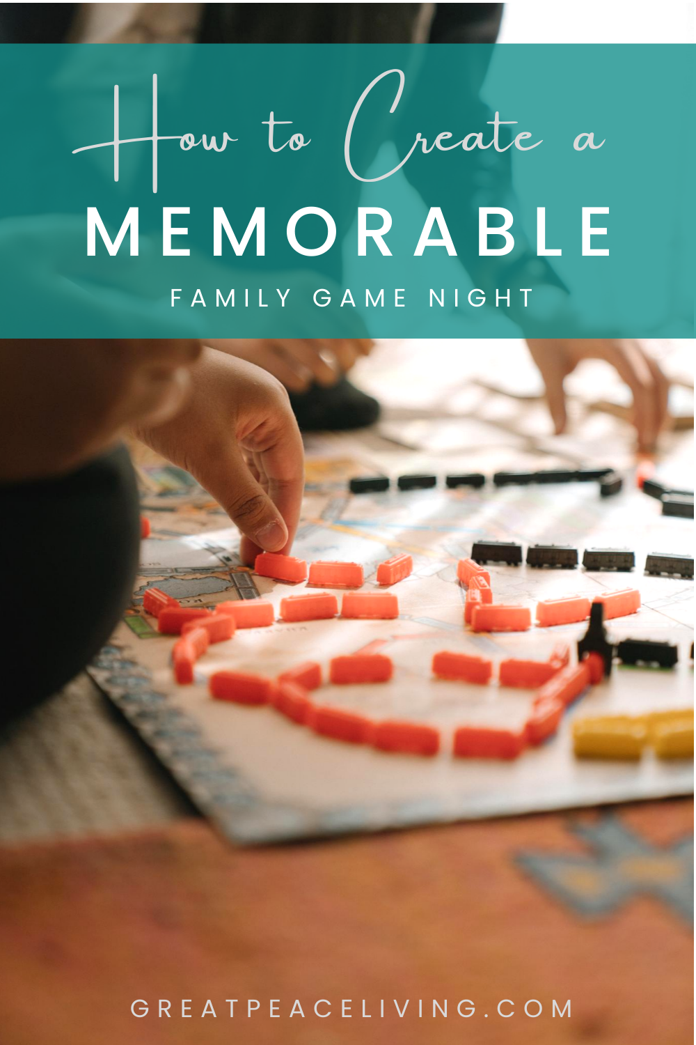 How to Create Memorable Family Game Nights